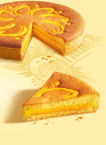 Dio mi è apparso in sogno, e portava con sé una torta al limone.